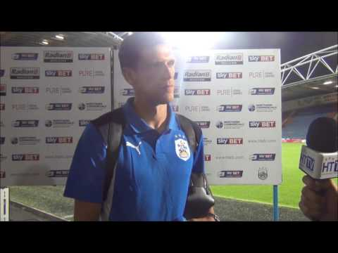 INTERVIEW: Mark Hudson speaks to HTTV following Town's defeat to Liverpool FC