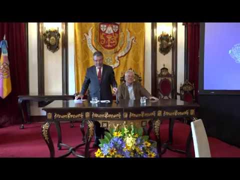 Discurso de Manuel Machado na sessão solene comemorativa do Dia da Cidade de Coimbra