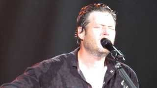 """Over You"" - Blake Shelton Live"
