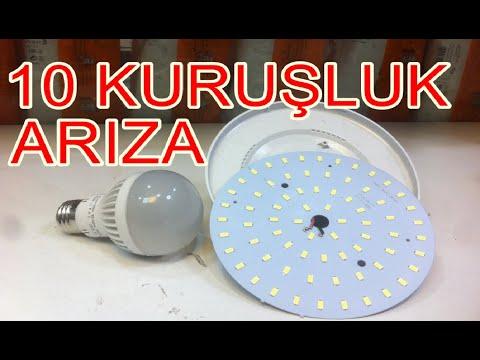 Baixar BOZUK LED AMPÜL TAMİRİ NASIL YAPILIR-SMD LED DEĞİŞİMİ (Led Bulb Repair Easily)