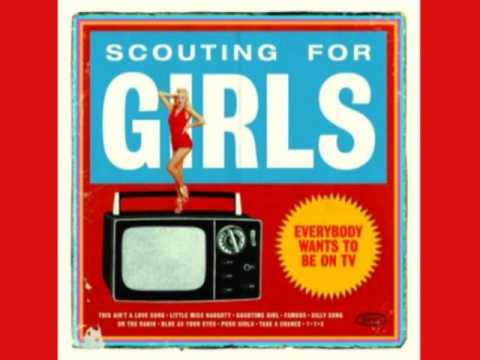 Scouting For Girls-- Blue As Your Eyes