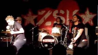 ZSK - BUSINESS AS USUAL, 10.02.2012, Hannover, Faust