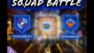 Modern Combat 5: Blackout Squad Battle Colours vs the bast