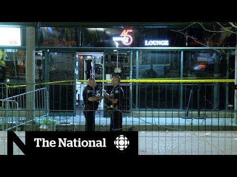 Violent weekend in Toronto leaves over a dozen with gunshot wounds