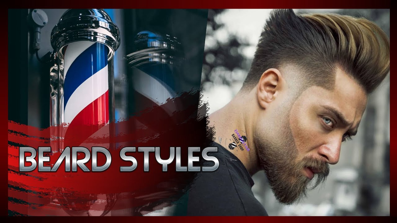 Styles young beard 42 Mustaches