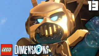 """WILD WEST SHOWDOWN!!!"" LEGO Dimensions Part 13 - 1080p HD PS4 Gameplay Walkthrough"