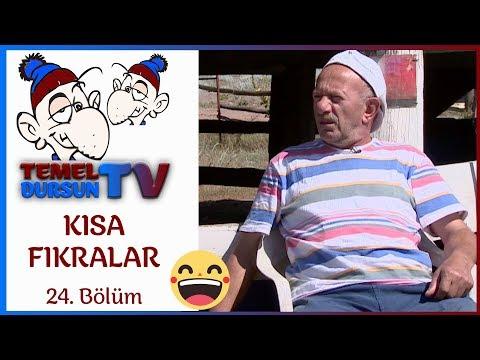 Kısa Fıkralar - 24. Bölüm - Temel Dursun TV