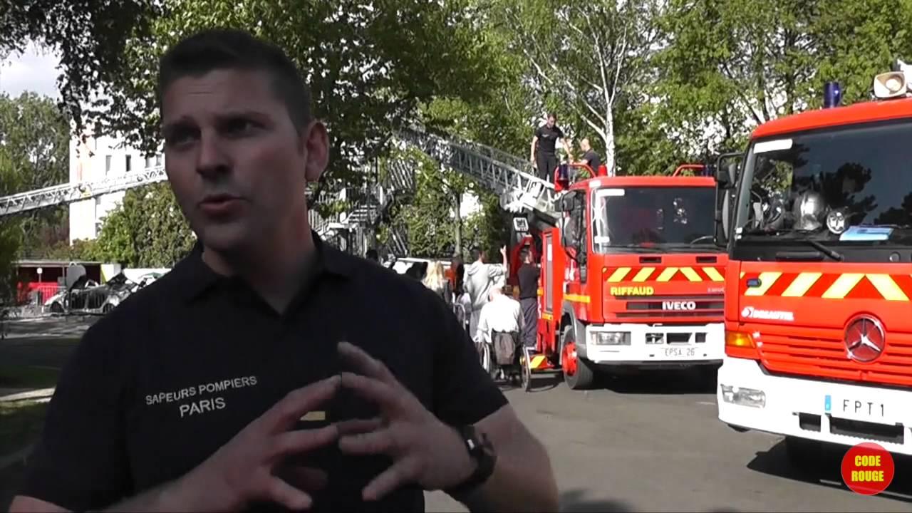 Centre Dentaire Aulnay Sous Bois - Portes ouvertes au centre de secours d'Aulnay sous Bois Open day at the Paris Fire Brigade