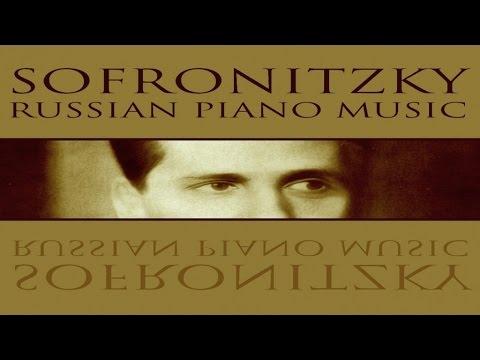 Best Classics - Sofronitzsky - Russian Piano Music