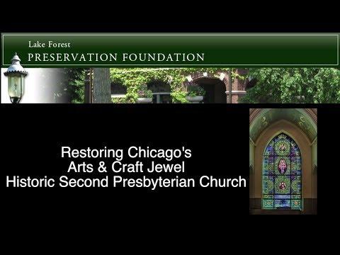 Historic Second Presbyterian Church Chicago