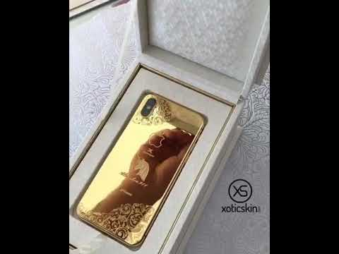 89+ 24k Gold Iphone X - Gold Plated Iphone X 2, 24k IPhone