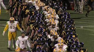 (Highlights) Football vs  Northern Michigan (9-30-17)