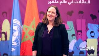 "National Launch of the ""Progress of the World's Women"" report in Morocco"
