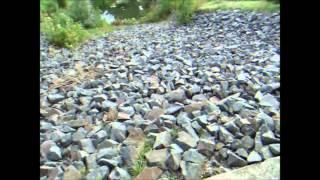 Viele große Steine