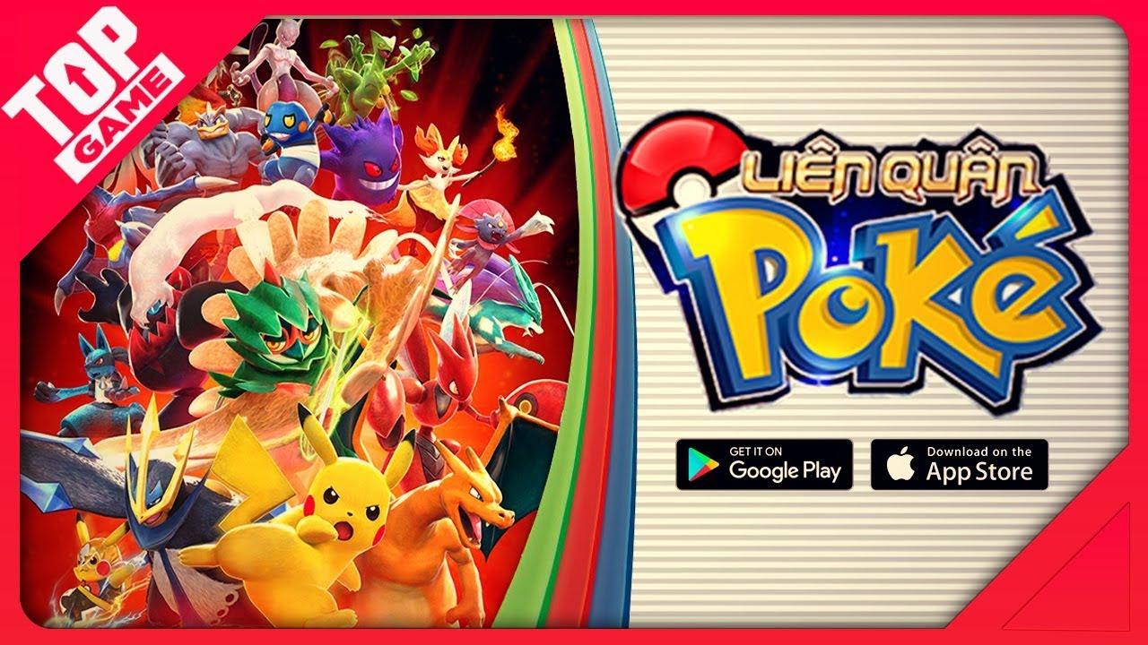 [Topgame] Liên Quân Poke – Game mobile chuẩn pokemon hay nhất 2018