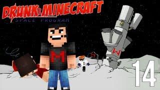 Drunk Minecraft #46 | CAST AWAY PART 2
