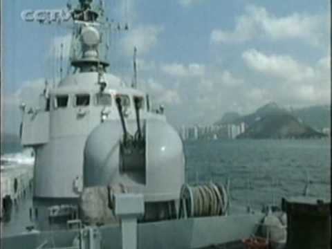 China military in oceans 中国海军在海洋