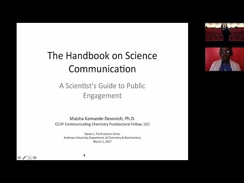 The Handbook On Science Communication