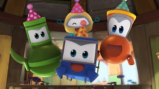 Марин и его друзья - День рождения Виви - Мультики - Подводные истории