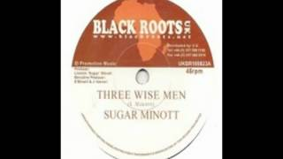 Sugar Minott - Three Wise Men  (BRUK-100823)