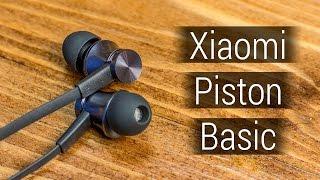 видео Обзор товара наушники Xiaomi Piston Colorful Starter Edition