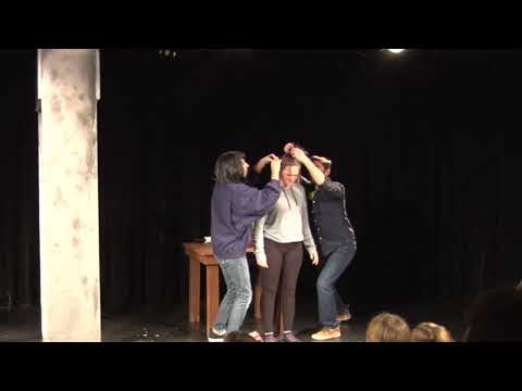 Pat You Down  Kids On Campus Sketch Comedy