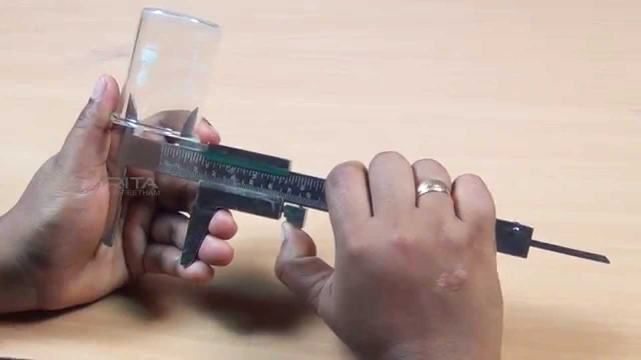 How to Use a Vernier Caliper: 10 Steps (with Pictures) - wikiHow