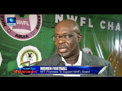 NFF Promises To Support Women Football  Sports Tonight 
