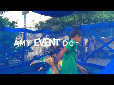 Trampoline on Rent for Birthday & Kids Party in Chandigarh, India | Amy Events