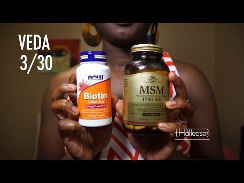 MSM & Biotin Got My Cycle F**ked Up | VEDA Day 3