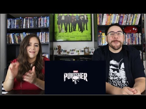Download Youtube: The Punisher - Official Trailer 2 Reaction / Review