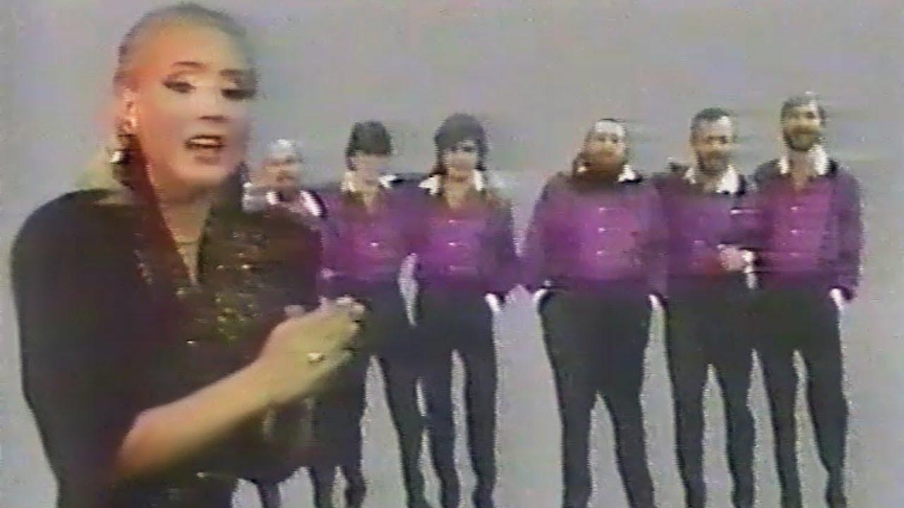 Lepa Brena - On ne voli me - (TV NS 1987)