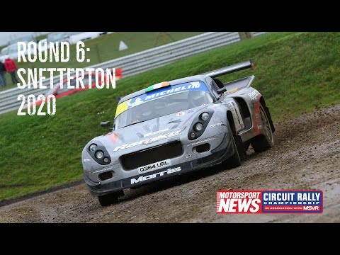 MSN Rally - Programme 6 - Snetterton