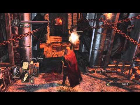 Dark Souls 2:  Sunlight Spear