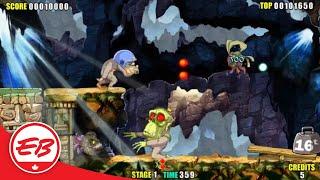 Toki Retrollection Edition: Gameplay Trailer - Microïds | EB Games