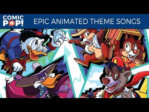 Epic Cartoon Theme Songs - Elseworlds Exchange