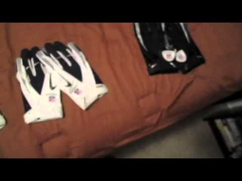 Ep. 9: Nike Football Gloves Comparison/Review