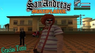 Mi Primera Experiencia en GTA San Andreas Multiplayer (Samp)