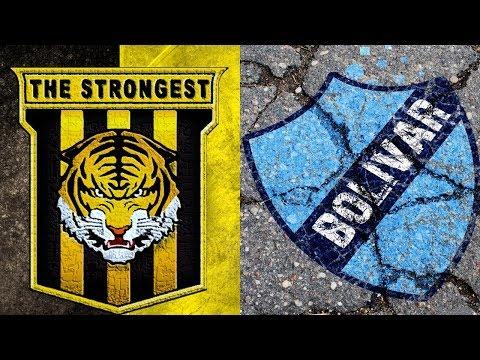 L'affiche de la semaine 04 : The Strongest  Bolívar