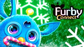 Ферби Коннект #2 Furby Connect World мультик игра видео для детей виртуальный питомец #ПУРУМЧАТА