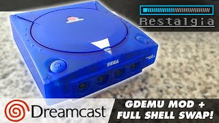 I modded my Sęga Dreamcast in 2020... | GDEMU and Dreamcast Shell Replacement