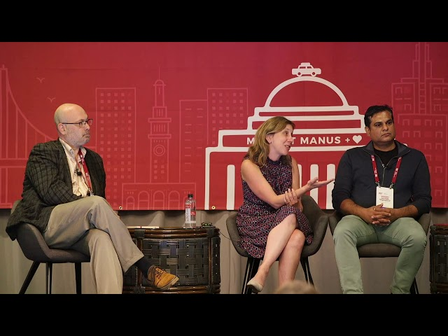 Using AI to Create a Better World - MIT AI Conference 2019