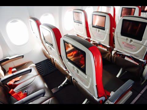 Batik Air B737-800 Flight Experience: ID7055 Jakarta (Halim) to Palembang