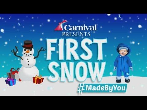First Snows #MadeByYou