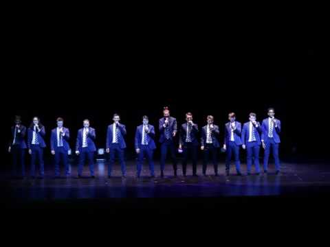 HellaCappella 2016: Out Of The Blue (University of Oxford)