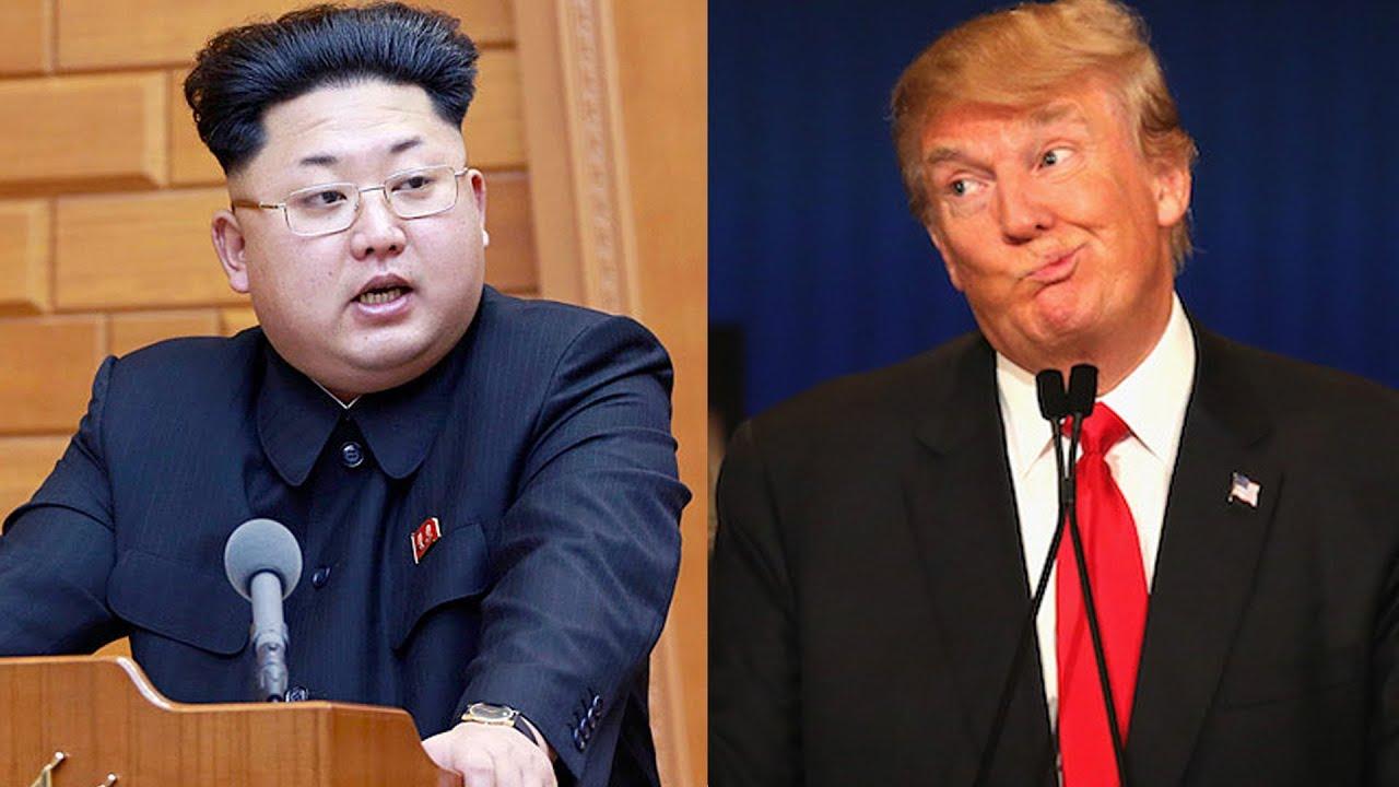 Risultati immagini per donald trump north korea