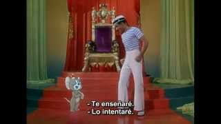 Levando Anclas Baile Gene Kelly y ratón Jerry (español)