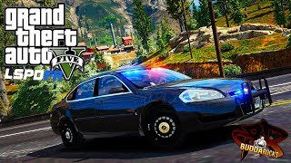 LSPDFR GTA 5 Sheriff Patrol LIVE!◆Unmarked Impala PPV◆Real Life Police Mods