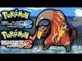 Pokemon Black 2 & White 2 - How to get Heatmor
