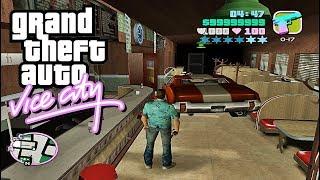 GTA: Vice City (Original) - Turbo Mod - Strange Moments (Gameplay)